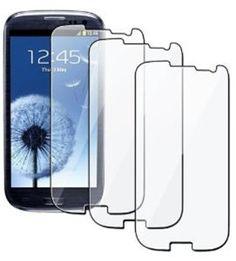 Mirror Mask HD film matte film diamond film for Samsung I9300