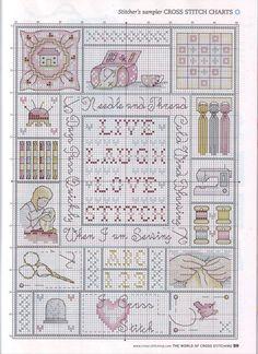 Gallery.ru / Фото #44 - The world of cross stitching 146 - 123456TG