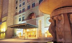 The legendary Michelangelo Hotel in Sandton, Johannesburg, is a five-star hotel located on Nelson Mandela Square in the heart of the business district. Hotels And Resorts, Best Hotels, Michelangelo Hotel, Johannesburg City, Leading Hotels, Luxury Accommodation, Africa Travel, Hotel Spa, Resort Spa