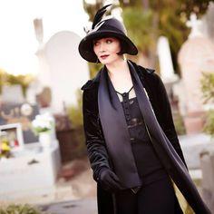 """New favorite fashion icon:::::::> Essie Davis as """"Phryne Fisher"""" ~ Miss Fisher's Murder Mysteries"""