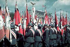 Adolf Hitler's 50th Birthday, 1939 Germany