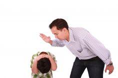 pegarle a un niño