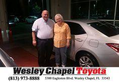 "https://flic.kr/p/GptCJz | #HappyBirthday to William ""Buddy"" from Darien Carter at Wesley Chapel Toyota! | deliverymaxx.com/DealerReviews.aspx?DealerCode=NHPF"