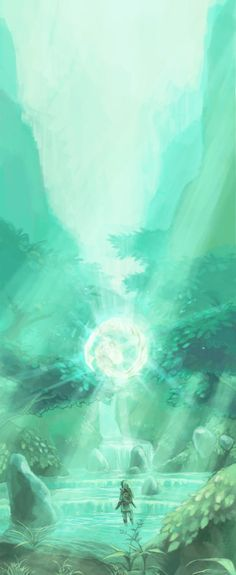 The Legend Of Zelda: Twilight Princess Awakening a Spirit