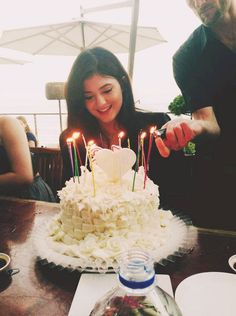 Kylie Jenner's Wild Sweet 16 Birthday Party — See The Pics