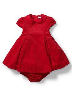 Corduroy party dress amp bloomer baby girl dresses amp skirts