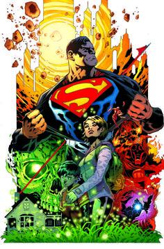 "#Superman #Fan #Art. (DC Universe Rebirth Superman. ""Superman Son of Superman"" Vol.4#1 Cover) By: Patrick Gleason & Mick Gray & John Kalisz. (THE * 5 * STÅR * ÅWARD * OF: * AW YEAH, IT'S MAJOR ÅWESOMENESS!!!™)[THANK U 4 PINNING!!!<·><]<©>ÅÅÅ+(OB4E)"