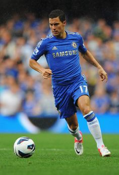 Eden Hazard of Chelsea FC