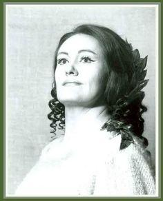 Dame Joan Sutherland.