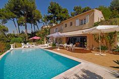 Villa Bellet - Cote d'Azur, Frankrijk - Comfortabele villa met zwembad voor 6 personen -  mail@xclusivevillas.com of bel: 0031 (0)85 401 0902