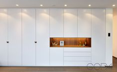 Wardrobe Behind Bed, India Home Decor, Wall Cupboards, Bedroom Bed Design, Nordic Home, Wardrobe Design, Home Interior Design, Furniture Design, New Homes