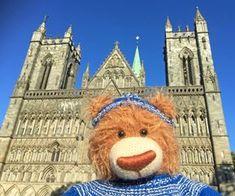 Startside Notre Dame, Teddy Bear, Building, Travel, Voyage, Buildings, Viajes, Traveling, Trips