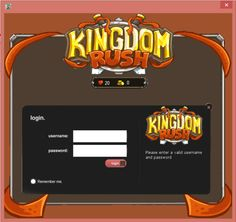 Kingdom Rush Multi Hack is a multifunctional hack created for Android/Ios/Chrome Kingdom Rush game and gives player the chance to add up to 1.000.000 credits and also hero unlocking.  View more here: http://smarth4ck.blogspot.com/2013/07/kingdom-rush-for-iosandroidchrome.html