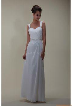 Perlenstickerei  Günstige Brautkleider