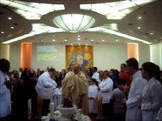 Missa de Corpus Christi da paróquia Nossa Senhora de Lourdes - SJCampos