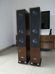 Canton Chrono CL 580.2 DC Standlautsprecher, Farbe: mocca (Lautsprecher-Paar) | TV, Video & Audio, Heim-Audio & HiFi, Lautsprecher & Subwoofer | eBay!