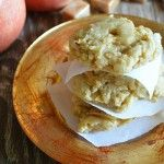 Caramel Apple Cookies. Enjoy the flavors of fall in these soft pudding cookies loaded with bits of apple and a center filled with ooey gooey caramel