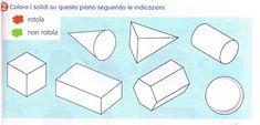 didattica matematica scuola primaria: I corpi solidi - classe seconda