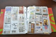 8 week Step by Step on how to start Couponing without getting overwhelmed! Starting this week :D
