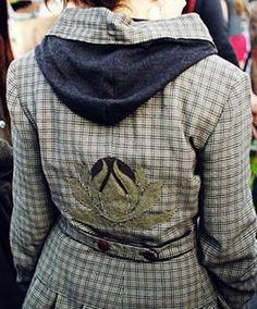 vintage jacket redux