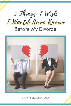 5 Things I Wish I Knew Before My Divorce When I think back to the time during  and even before my divorce, there was so much I didn't know. I felt unprepared.   The same doesn't have to happen to  you! I've collected a few of the most popular things I've heard other  women say they wished they knew before their divorce to compile this post. If you're finding yourself in the same situation, hopefully, this guidance will bring you some information and inspiration. Free Divorce, Divorce And Kids, Step Parenting, Parenting Hacks, You Gave Up, Told You So, Popular Things, Divorce Process, Divorce Papers