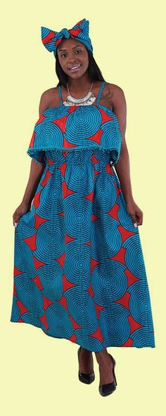Ankara Xclusive: Beautiful African Print Design Dresses to Add your List Of Collections African Inspired Fashion, African Print Fashion, African Prints, African Patterns, Short African Dresses, African Fashion Dresses, Ankara Fashion, Ethnic Fashion, Modern Fashion