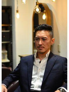 ウェントス ヘアデザイン(VENTUS Hair design) 大人のバイアスリーゼント Wild Hair, People Art, Art Model, Mens Suits, Hair Beauty, Asian, Street Style, Hair Styles, Mens Hair