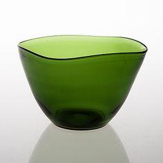 Modern Glass, Modern Contemporary, Glass Design, Design Art, Bukowski, Finland, Serving Bowls, Scandinavian, Glass Art