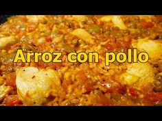 "Chef Pepin Makes Arroz Con Pollo on ""The View"" Chicken Rice Recipes, Mexican Food Recipes, Ethnic Recipes, Chef Pepin, Pollo Chicken, Looks Yummy, Lasagna, Curry, Favorite Recipes"