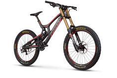 Santa Cruz Bicycles V10-5-CARBON