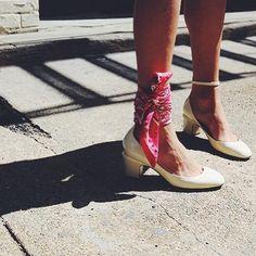 la mode oui c'est moi: Valentino Tango Pump waysify