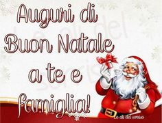 Merry Christmas And Happy New Year, Christmas Wishes, Xmas, Italian Quotes, Disney Junior, New Years Eve Party, Good Morning, Holiday, Cards