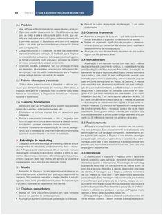 Página 64  Pressione a tecla A para ler o texto da página