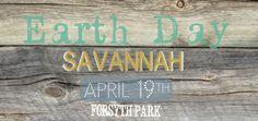 Earth Day Savannah - Home
