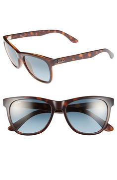 Free shipping and returns on Ray-Ban  High Street  54mm Sunglasses at  Nordstrom 1cbc20963b