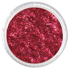 "Ruby Red Flitter Glitter .035""x .004"" - Glitties Solvent Resistant Glitters  #solvent #resistant #glitter #glitties Bulk Glitter, Glitter Rocks, Red Glitter, Cosmetic Grade Glitter, Arts And Crafts Projects, Ruby Red, Holographic, Nail Art, Shapes"