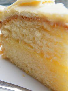 Reflexiones De Una joya: Limón y receta de la torta de chocolate de blanco