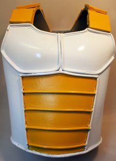 Dragon Ball Z DIY Armor