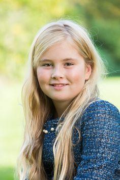Prinses Amalia 2014