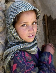 Afghanistan, photo by Emmanuel Ladsous Afghanistan Culture, Greek Tragedy, Native American Indians, Old Photos, Brows, Children, Kids, Face, People