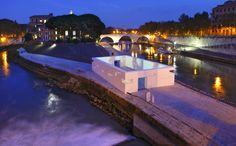 """Frontier"", Doug Aitken's Art Installation, Rome, Italyby Doug Aitken Workshop & Luca Peralta Studio"