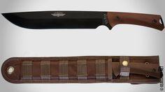 KA-BAR выпустил новый полевой нож из коллекции Jarosz, большой нож Jarosz Choppa