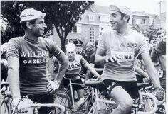 1965 EDDY MERCKX and RIK  VAN LOOY