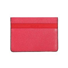 @hand Slim Gunuine Leather Two Tone Card Case Fashion Wallet Credit Card Holder >>> Check this awesome product by going to the link at the image. (This is an Amazon Affiliate link and I receive a commission for the sales)