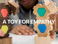 Twenty One Toys is raising funds for A toy for empathy: unlocking creativity at all ages on Kickstarter! A wooden toy for century learning… Get one of 1000 sets for students! 21st Century Learning, 21st Century Skills, Assessment For Learning, Toy Packaging, Future School, School Programs, Deep Learning, Early Childhood Education, Teaching Spanish