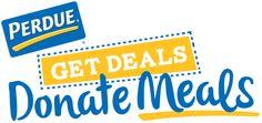 You Get Deals, We Donate Meals