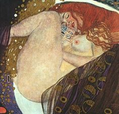 Gustav Klimt - Danae, 1907