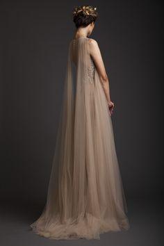 Krikor Jabotian...I think my wedding dress needs a cape