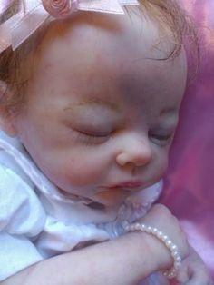 3aa1c817ac46e9 Reborn Lifelike Custom OOAK Sera by Marissa May Baby Girl Boy Doll Art 20
