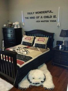 My kids will have awesome movie themes rooms like this